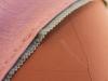 Detail of soft elastic