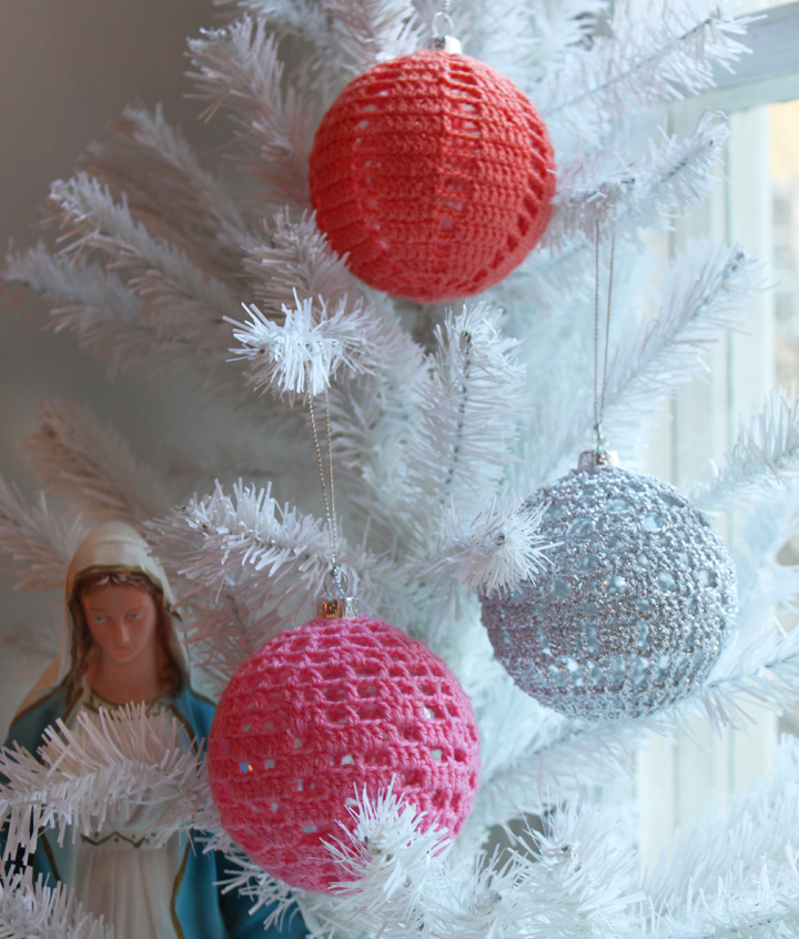 Crocheted Christmas decorations | Hello Craft Lovers!