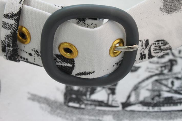 F1 Formula 1 Dress belt