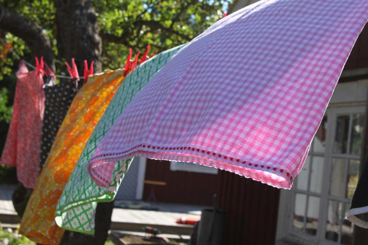 Colorful Slirt Parade