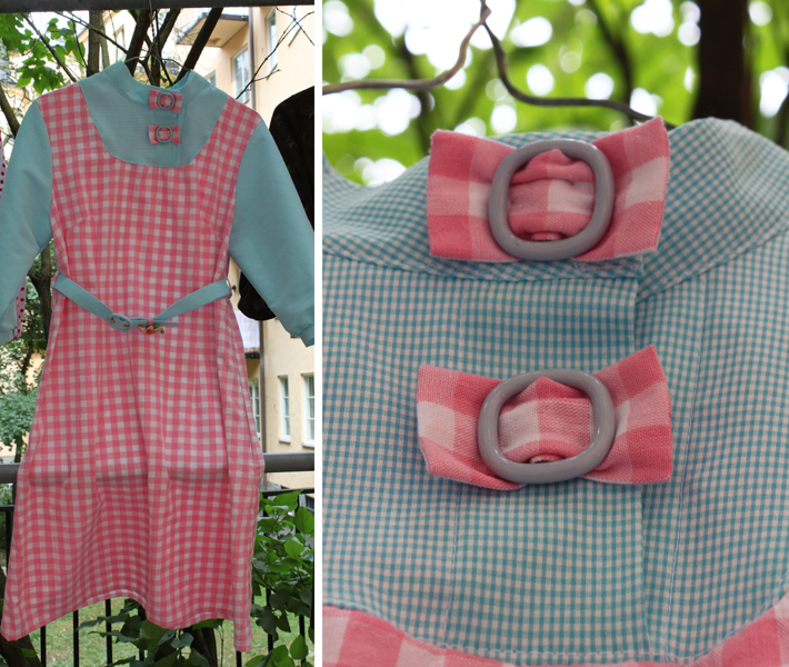 Doll dress for a grown-up :)