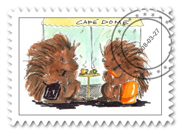 fika_kottar_Paris_stamp
